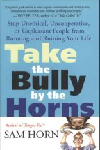Take the Bully. By the Horns